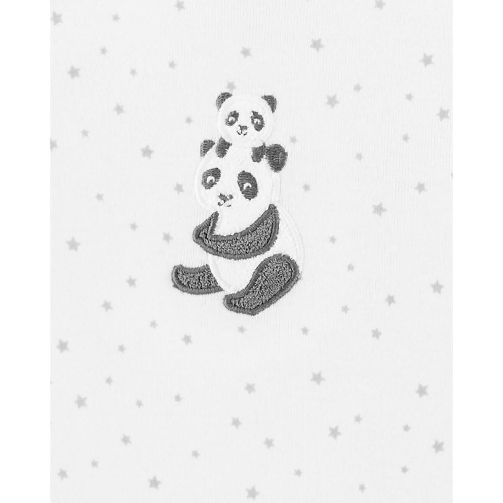 Carter's Set 5 body bebelus Panda