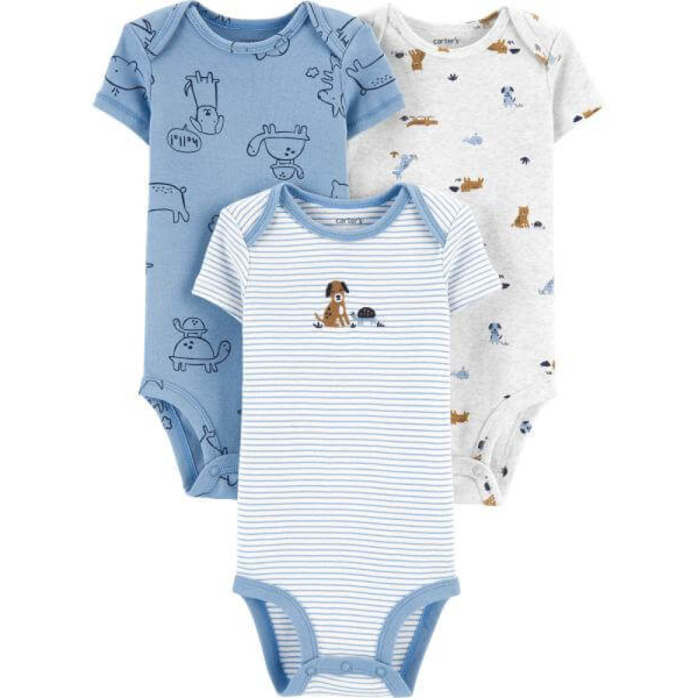 Carter's Set 3 Piese body Catel