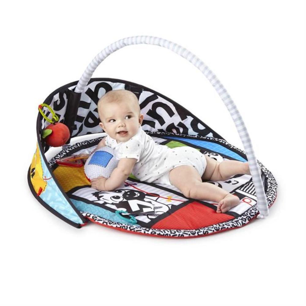 Baby Einstein - Salteluta de activitati Bold New World