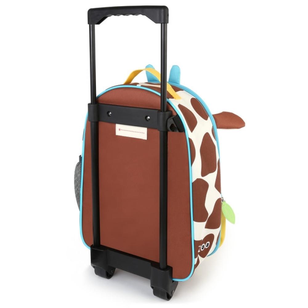 Skip Hop - Ghiozdan Troller Zoo Girafa