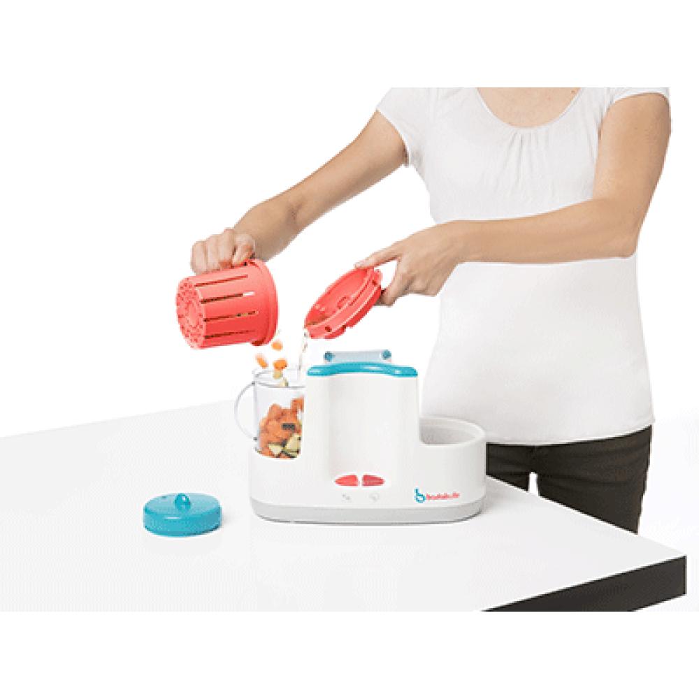 Badabulle - Robot multifunctional Baby Station 4 in 1
