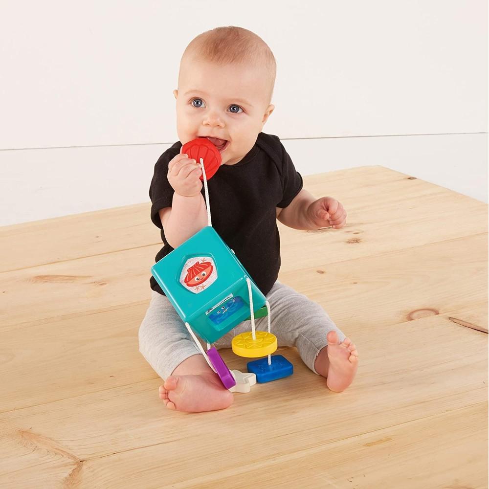 """Baby Einstein - Cuburi vesele """"Match & Grasp"""""""