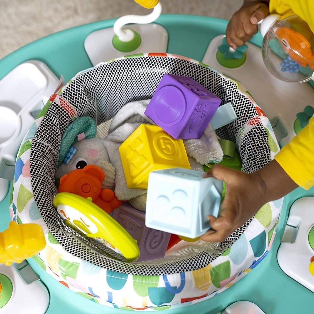 Bright Starts - Centru de activitati 2 in 1 Playful Pond