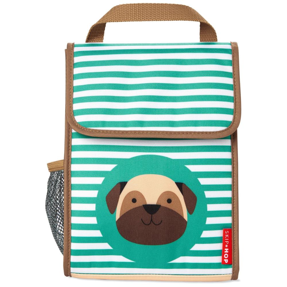 Skip Hop Saculet pentru pranz Zoo - Catelus Pug
