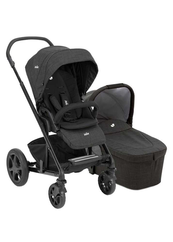 Joie - Carucior multifunctional Chrome DLX 2 in 1, Pavement