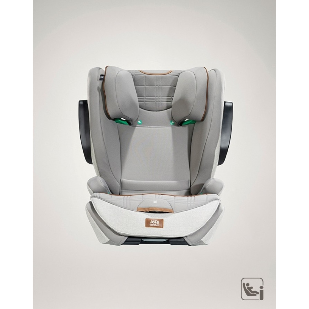 Scaun auto pentru copii Joie i-Traver Signature Oyster, 100 - 150 cm