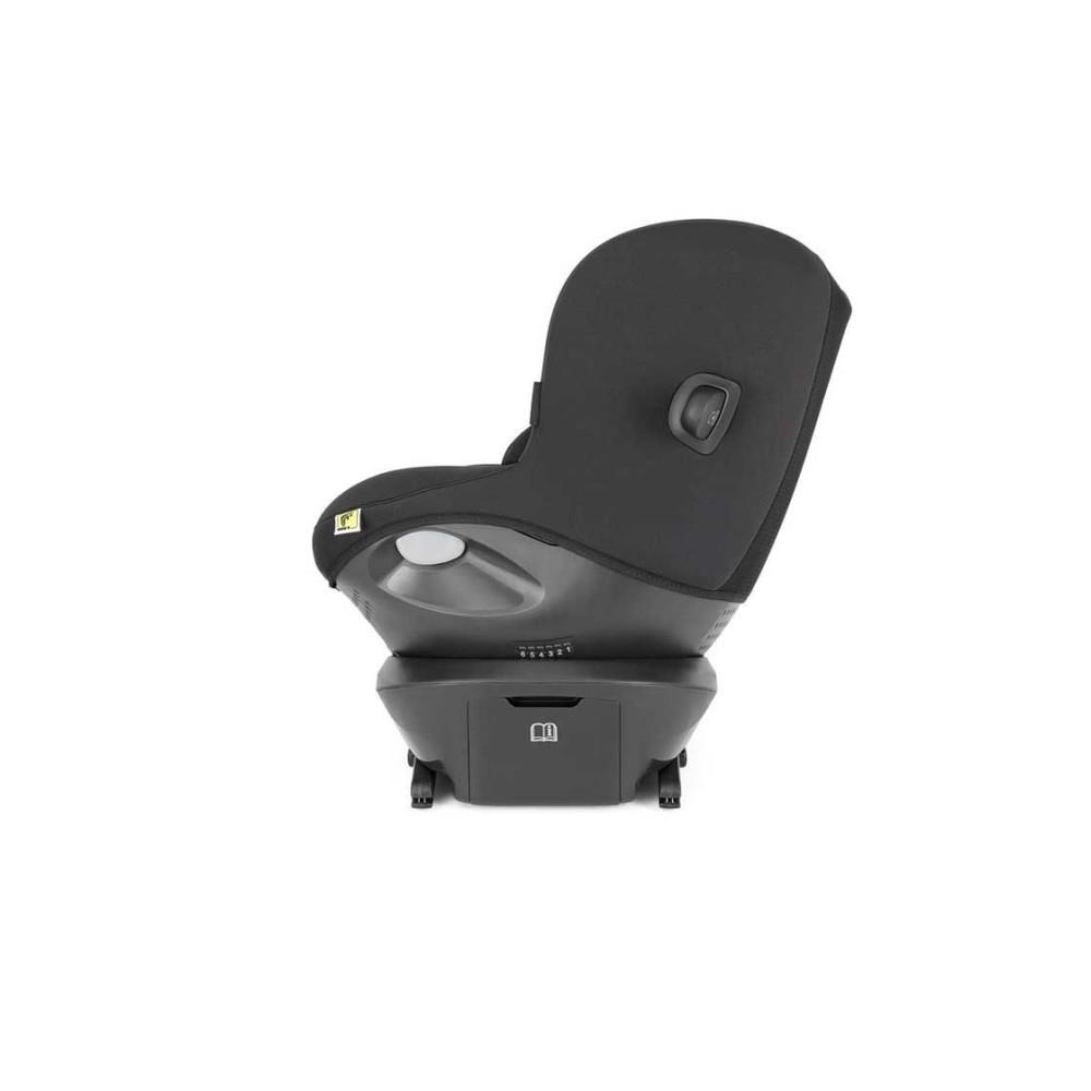 Scaun auto pentru copii Joie i-Spin Safe R Coal, nastere - 105 cm
