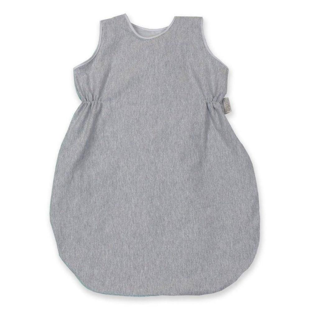 Jolie - Sac de dormit bumbac 100%, Gri (80 cm)