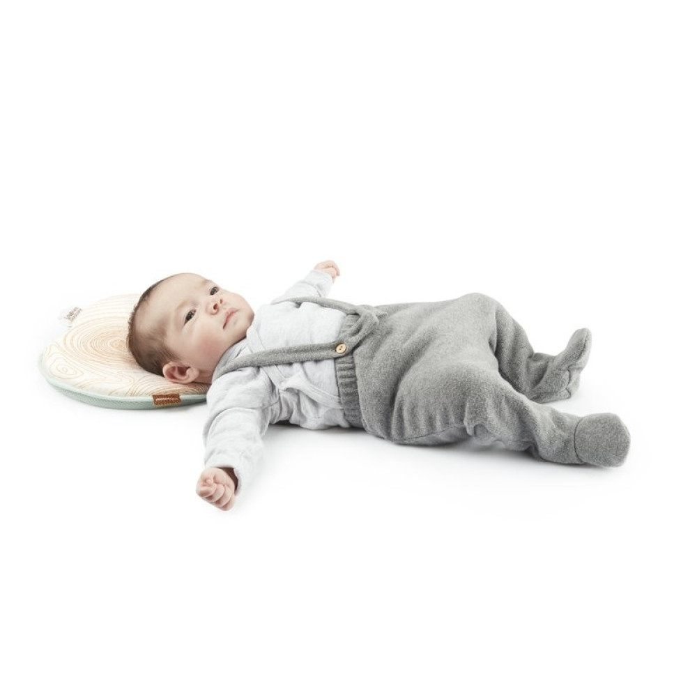 Babymoov - Perna Lovenest Original din bumbac organic impotriva plagiocefaliei Natural Care