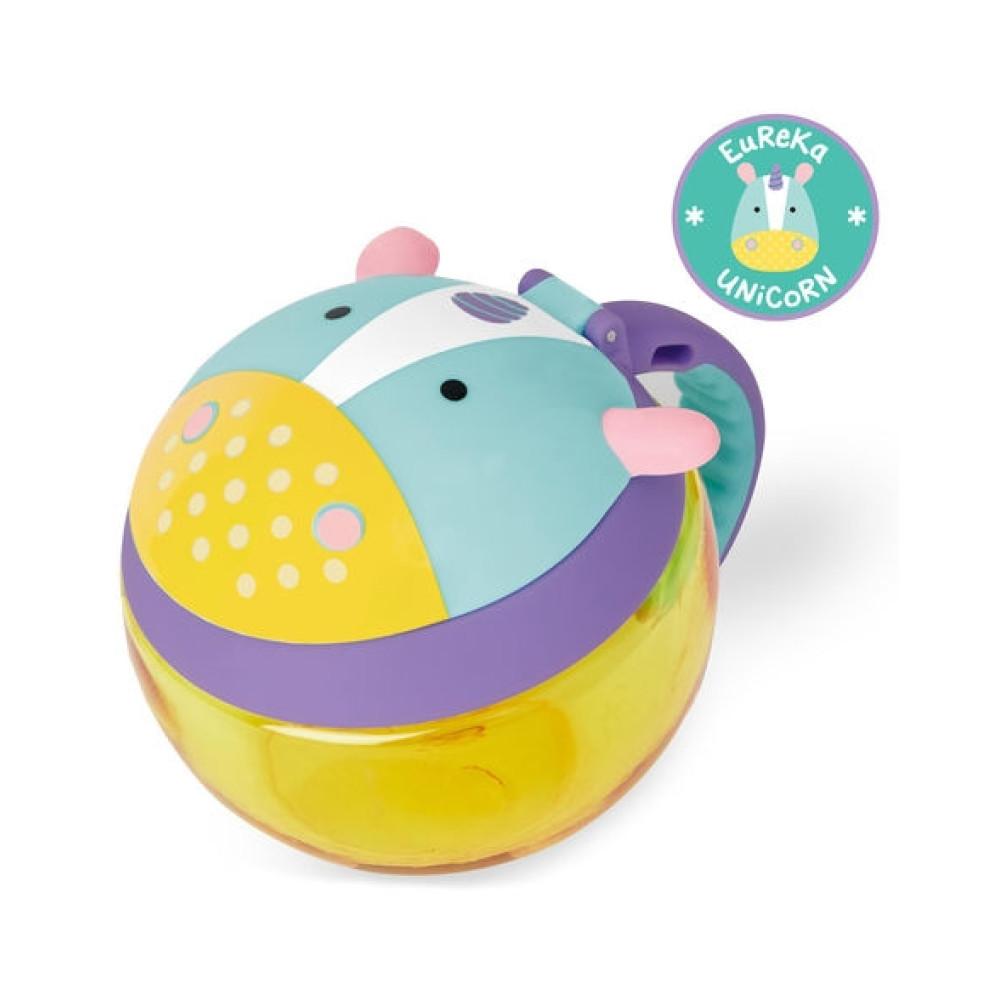 Skip Hop - Cana pentru gustari Zoo - Unicorn