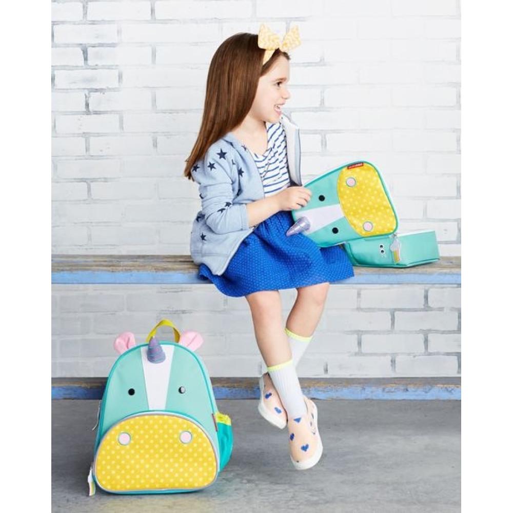 Skip Hop - Gentuta pentru pranz Zoo – Unicorn