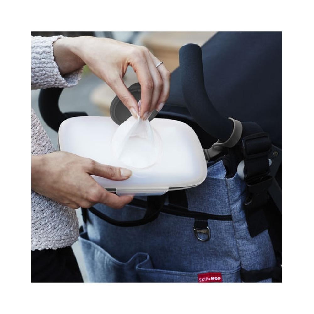 Skip Hop - Grab & Go - Dispenser servetele umede