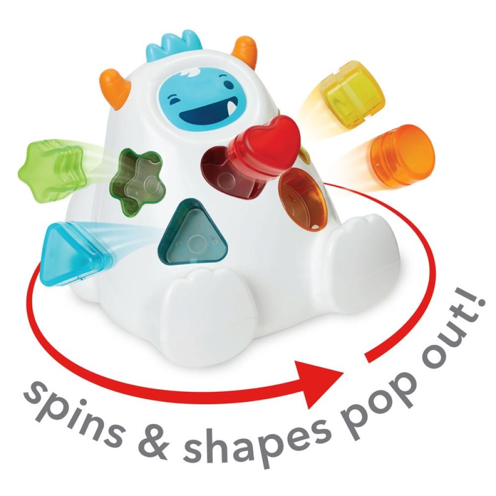 Skip Hop - Jucarie interactiva - Yeti