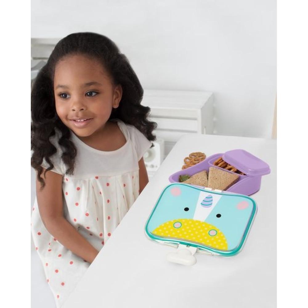 Skip Hop - Kit pentru pranz Zoo – Unicorn