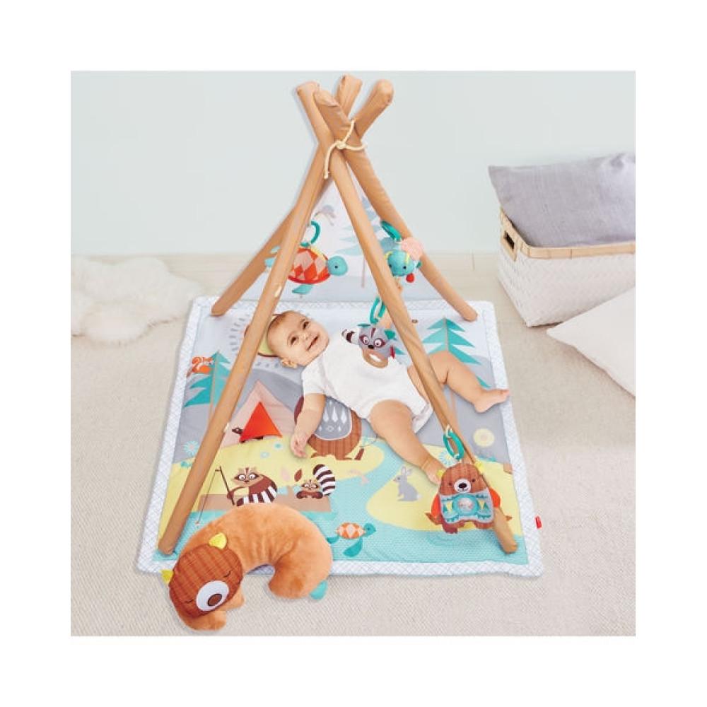 Skip Hop - Salteluta de activitati – Camping Cub