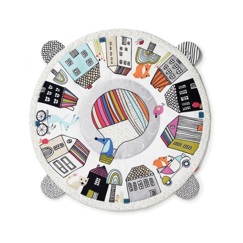 Skip Hop - Salteluta de activitati interactiva - Vibrant Village