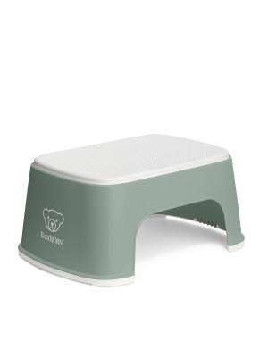 BabyBjorn – Treapta inaltator pentru baie – Step Stool – Deep Green / White