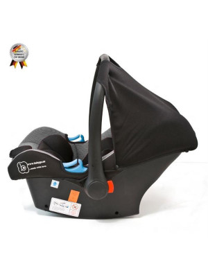 BabyGo - Scoica Auto Traveller Xp Grey - RESIGILAT
