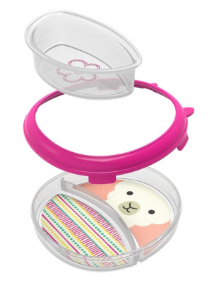 Skip Hop - Set farfurie & bol Zoo Smart - Lama