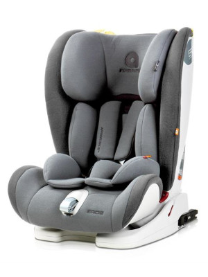 Apramo – Scaun auto Eros Morecambe Grey, 9-36 kg - RESIGILAT