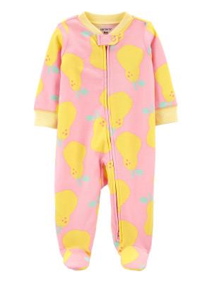 Carter's Pijama cu fermoar reversibil Pere