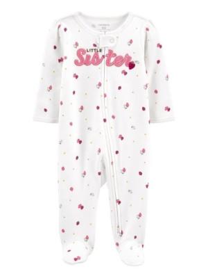 Carter's Pijama cu fermoar reversibil Sora mai mica