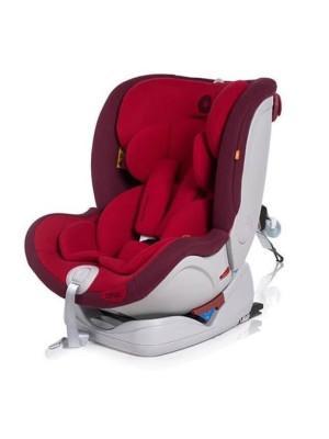 Apramo - Scaun auto rotativ All Stage Chilli Red, 0-36kg  - RESIGILAT