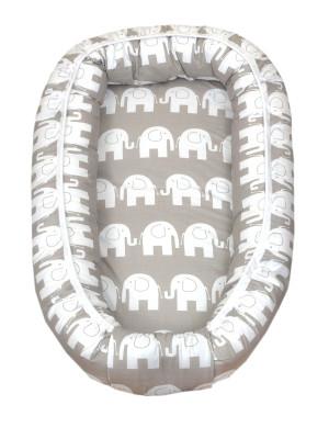 Jolie - Baby nest Elephant, 45*70 cm