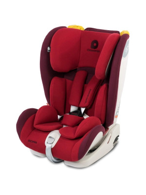 Apramo – Scaun auto Eros Liverpool Red, 9-36 kg - RESIGILAT