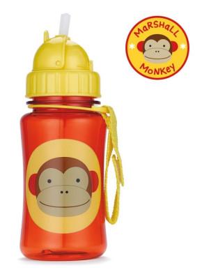 Skip Hop - Sticla cu pai Zoo – Maimutica