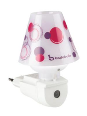 Badabulle - Lampa automata Night Shade Plum