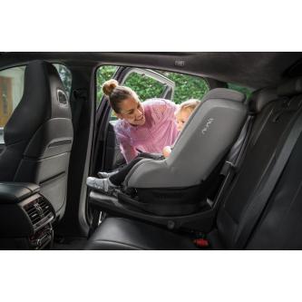 Nuna - Scaun auto i-Size 360° REBL Basq Frost, 61-105 cm