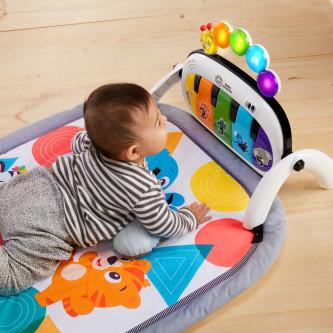 Baby Einstein – Salteluta de joaca 4 in 1 Kickin' Tunes™