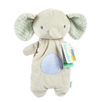 Ingenuity - Jucarie moale de plus elefant