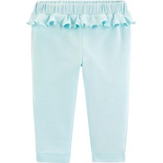 Carter's Set 2 piese pantaloni floral/uni