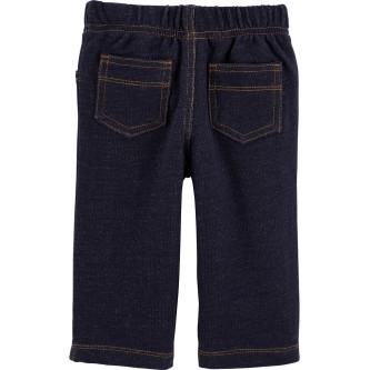 Carter's Set 2 piese pantaloni si body tip polo
