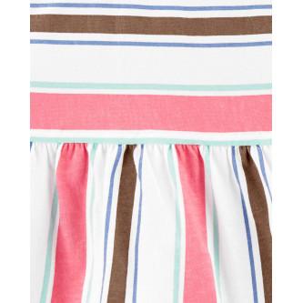 Carter's Set 3 Piese body maiou si pantaloni scurti Beach