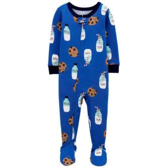 Carter's Pijama cu fermoar Fursec