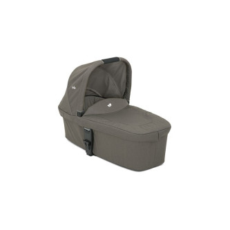 Joie - Carucior multifunctional Chrome DLX 2 in 1, Foggy Gray