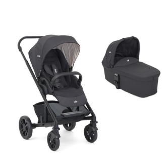 Joie– Carucior multifunctional 2 in 1 Chrome Ember