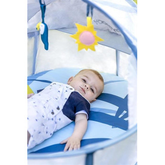 Babymoov - Cortul Anti-Uv Big Babyni 2 In 1 Tropical