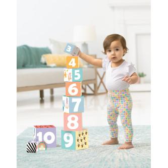 "Skip Hop Cuburi de joaca ""Bebe si Alfabetul"""