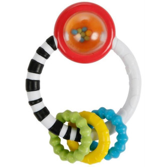 Bright Starts - Jucarie New Rattle A Round