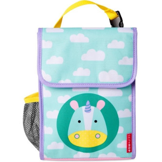 Skip Hop Saculet pentru pranz Zoo - Unicorn
