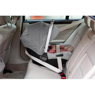 Nuna - Scoica auto i-Size Pipa Next Frost, nastere - 83 cm