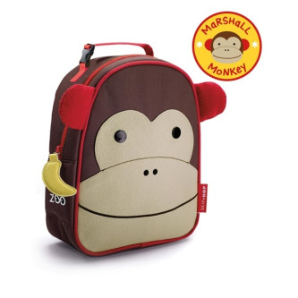 Skip Hop - Gentuta pentru pranz Zoo - Maimutica