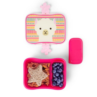 Skip Hop - Kit pentru pranz Zoo - Lama