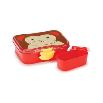 Skip Hop - Kit pentru pranz Zoo – Maimutica