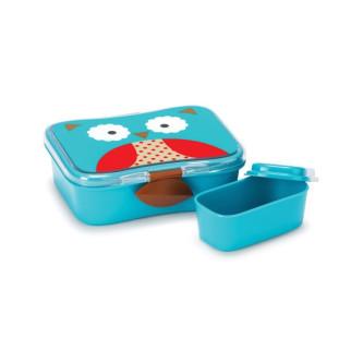 Skip Hop - Kit pentru pranz Zoo - Bufnita